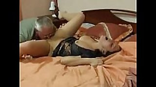 Old daddy drilled his sons juvenile italian housewife