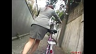 Bicycle office cheating wife