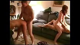 Home made swinger party