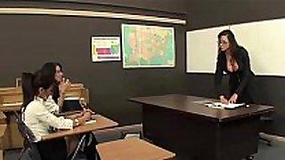 My hot classroom