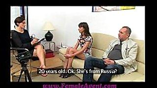 Femaleagent fun is my business