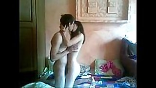 Young pair homemade sex tape