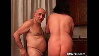 Mature pair is having sex where this