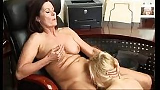 Magdalene st. michaels has lesbo sex with u...
