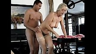 German old older whores - the old cleaning team