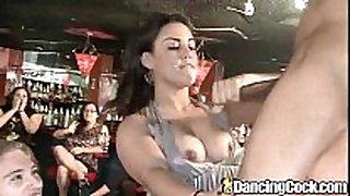 Dancingcock breasty milfs fuckfest