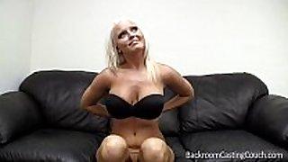 Big tit mamma backroom casting