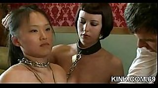 Girls submit to sex serf underworld