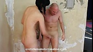 Sex fight - mentally cornered