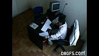 Secret office fuck