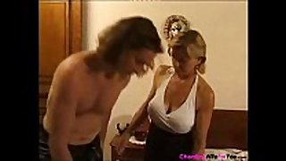 Experienced french slutwife with a younger paramour