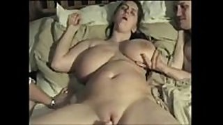 Two Married slut has a great threesom
