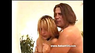 Big load after wild squirting act
