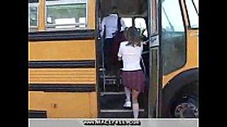School bus beauties legal age teenager sex
