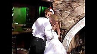 Sexy bride sexy anal sex