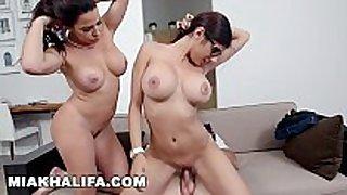 Mia khalifa - featuring large scoops milf julianna ...