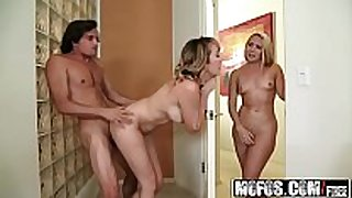 Mofos - share my bf - (brett rossi) - busted le...