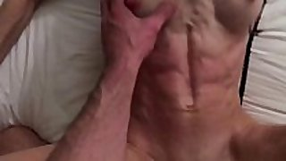 French muscle excited white slutty wife like feel the cum on her